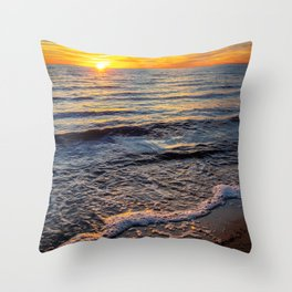 He restoreth my Soul... Psalm23:3 Throw Pillow