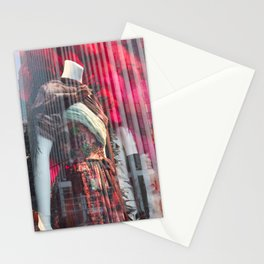 Mannequin Alone Stationery Cards