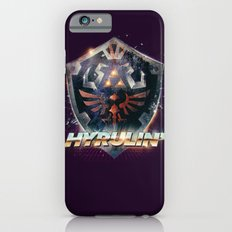 Yeah she sees my Hyrulin' - 80's Legend of Zelda Shield iPhone 6s Slim Case