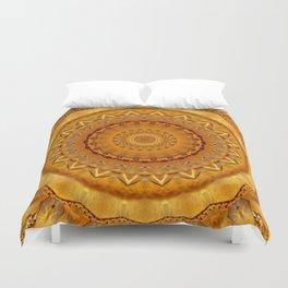 Mandala fairness  Duvet Cover