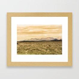 Connemara Dreaming Framed Art Print