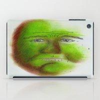 grumpy iPad Cases featuring Grumpy by Stro