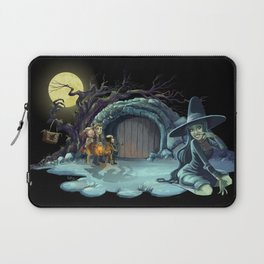 Treat or Truck  Laptop Sleeve
