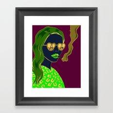 In Paris Framed Art Print
