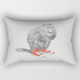 Woodchucks Rectangular Pillow