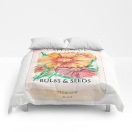 Calliopsis Seed Pack Comforters