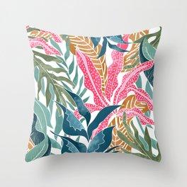 Botanicalia Throw Pillow