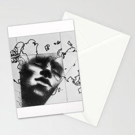 Introspection (Awakening Voyages) Stationery Cards