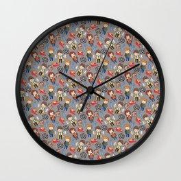 Supernatural Wall Clock