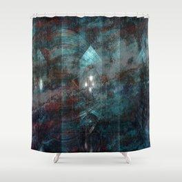 The Pledge Shower Curtain