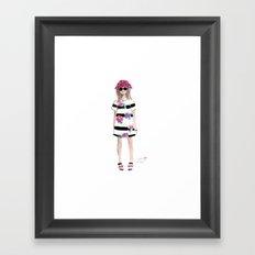 Kate Spade NY Resort '15 - 2 Framed Art Print