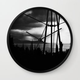 Orizzonte Wall Clock