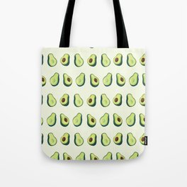 Avacado Pattern 2  Tote Bag