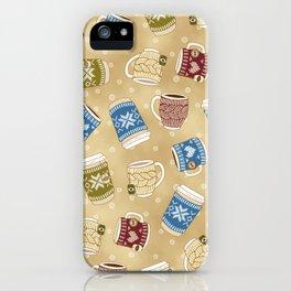 Cozy Mugs - Macchiato iPhone Case