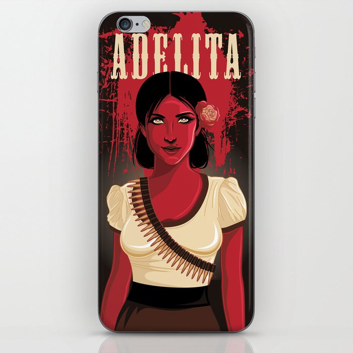 Adelita iPhone Skin