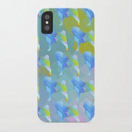 Pugs Pattern iPhone Case