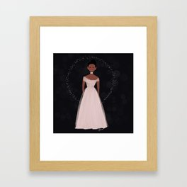 Kiki Layne Red Carpet #12 Framed Art Print