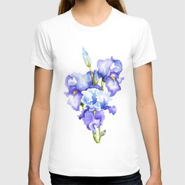 Spring Irises T-shirt