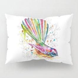 Sketchy Fantail Pillow Sham