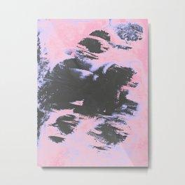 Forgetfulness Metal Print