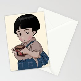 Grave of the Fireflies (Hotaru no haka) Stationery Cards