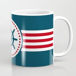 Sailing Wheel 2 Coffee Mug