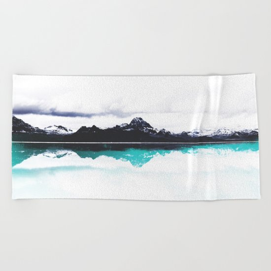 The Matthew effect Beach Towel