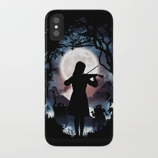 Moondance  iPhone Case
