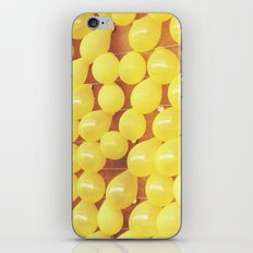 Yellow Balloons POP Art iPhone & iPod Skin