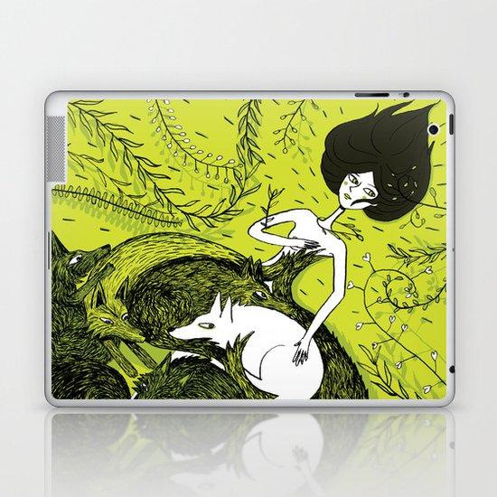 Dress Laptop & iPad Skin