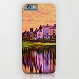 Imagine (Digital Art) iPhone Case