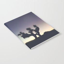 Joshua Tree Sunset Notebook