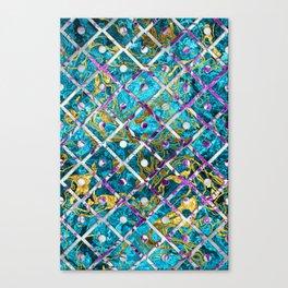 Pattern LXXXVI Canvas Print