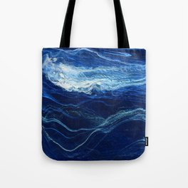 pocket weather Tote Bag