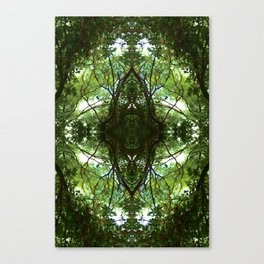 Inner Sanctum Canvas Print