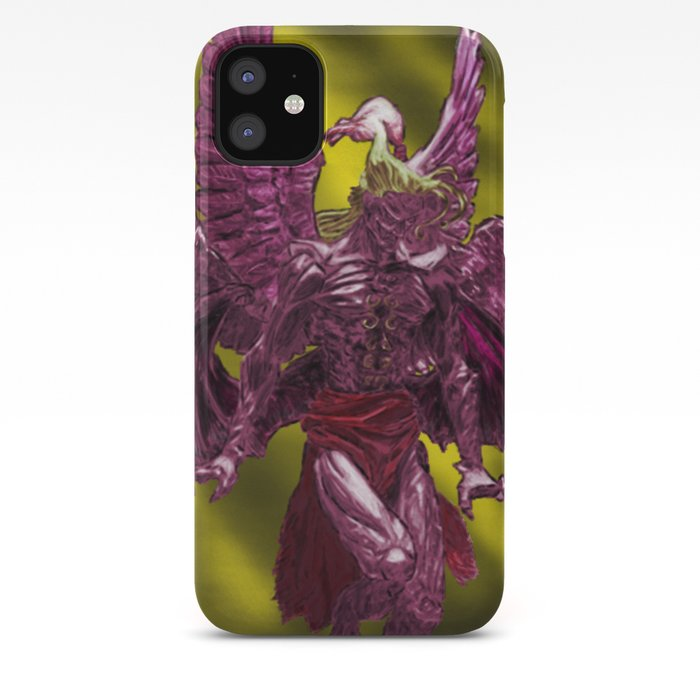 Kefka Palazzo Iphone Case By Wolfe