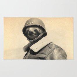 General Sloth Rug