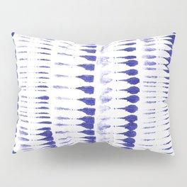 Shibori strokes Pillow Sham