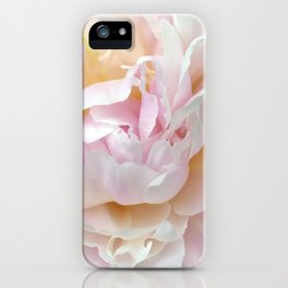 Pink Petal Flower Power iPhone Case