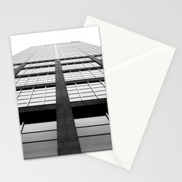 Skyscraper I Stationery Cards