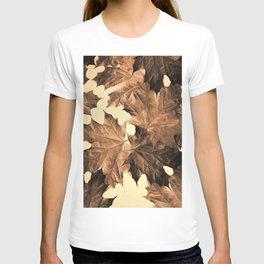 Autumn Sepia T-shirt