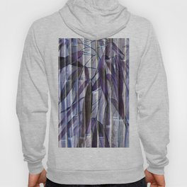 Purple Bamboo Hoody