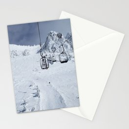 Mammoth Mountain: Chair 14 Stationery Cards