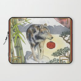 2018 Chinese New Year of the Earth Dog Laptop Sleeve