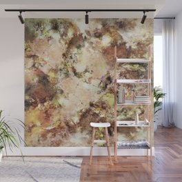 Abraded surface Wall Mural