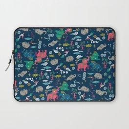 Thai Elephant pattern Laptop Sleeve