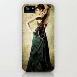 Gowns and Ammo AK iPhone Case