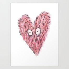 HARRY HART Art Print
