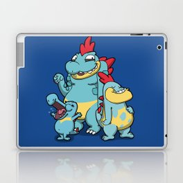 Pokémon - Number 158, 159, 160 Laptop & iPad Skin