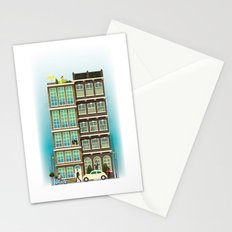 Time to Get up & Go to Work Stationery Cards